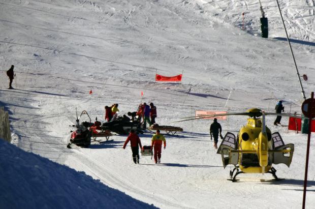 Accidente mortal de un snowboarder británico de 59 años en la pista Avet de Grandvalira