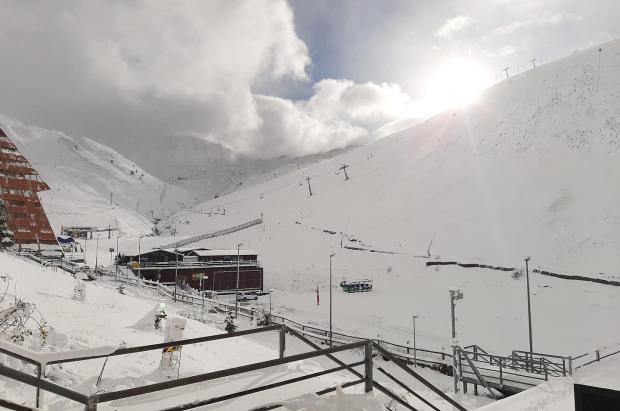 Astún abre el sábado temporada con 15 km de pistas y de 40 a 100 cm de nieve