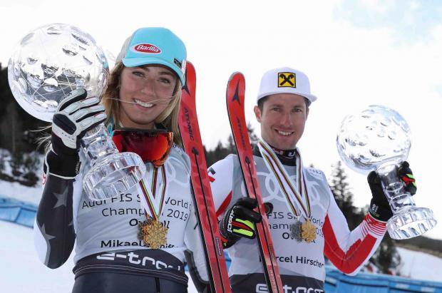 ¿Sabes cuánto ganan los mejores esquiadores de la Copa del Mundo?