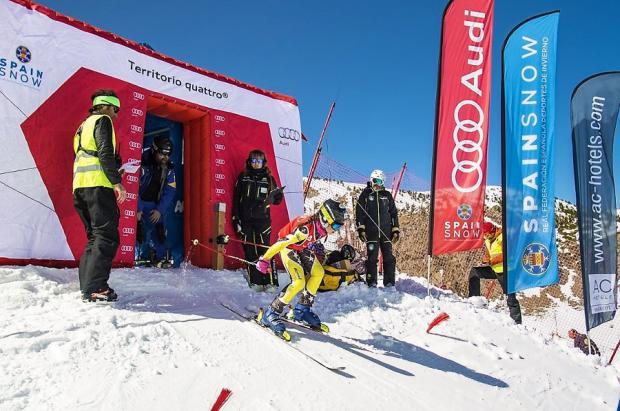 RFEDI celebra el World Snow Day con competiciones para todos los gustos