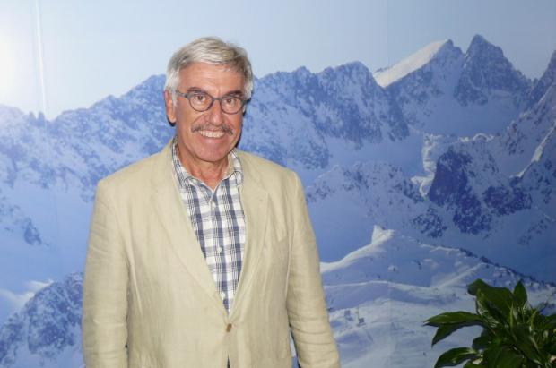Flamante nombramiento de Aureli Bisbe como presidente de Baqueira Beret