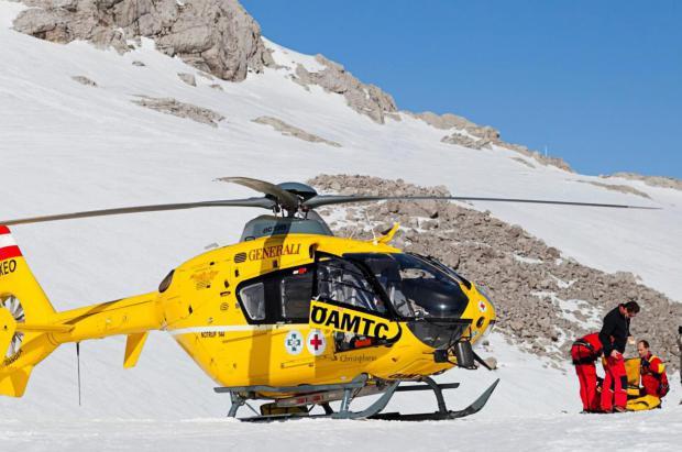 Cuatro avalanchas en Suiza provocan dos muertos y dos heridos