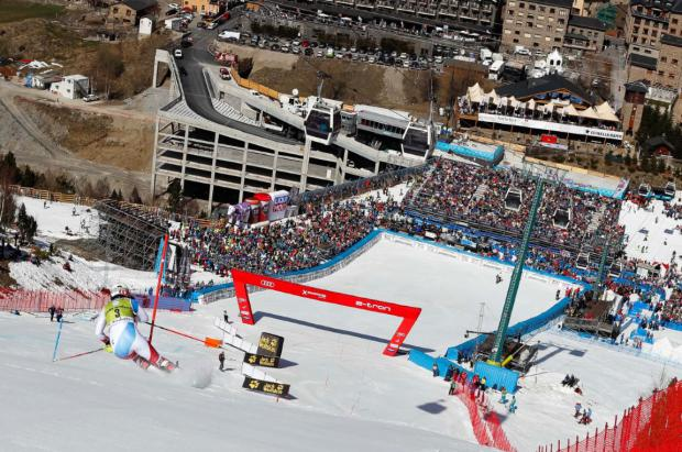 Algunos datos sobre la gran magnitud de los Mundiales de esquí que desea Andorra