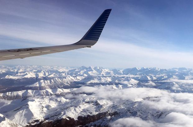 3 aerolíneas llevarán esquiadores a las estaciones andorranas vía Lleida-Alguaire