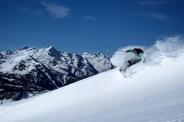 Primeras esquiadas de la temporada en España en pleno mes de septiembre