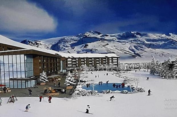 En 2021 ya se podría esquiar en El Azufre, el primer centro de esquí 100% sostenible