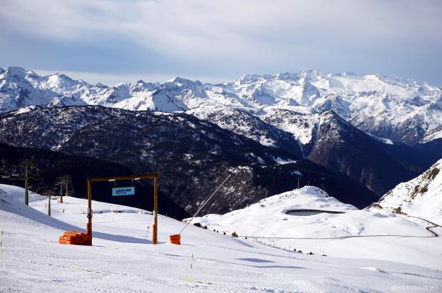 ¿Dónde esquiar este fin de semana? Las estaciones ofrecen más de 1.000 kilómetros esquiables