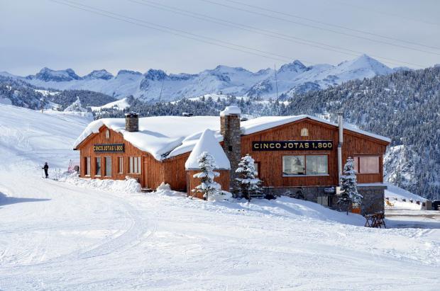 Temporada 2017-18 épica en Baqueira Beret: 10 m de nieve acumulada y 10% aumento esquiadores