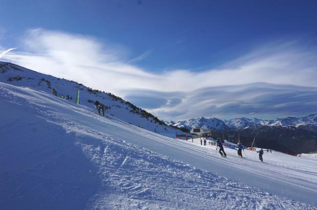 Más de 155.000 esquiadores pasaron las vacaciones de Navidad y Reyes en Baqueira Beret