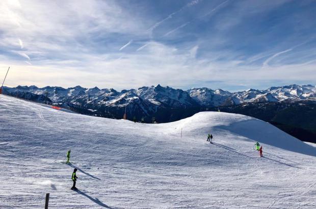 Balance de Baqueira Beret puente de Diciembre: 20.000 esquiadores pasan por sus pistas