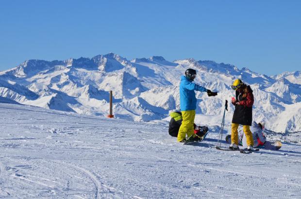 Las Navidades soñadas para Baqueira Beret: 152 km esquiables y 150 cm de nieve
