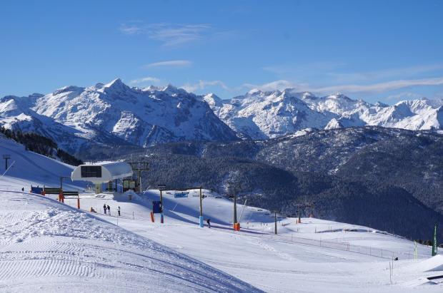 Baqueira celebra este fin de semana el Día Mundial de la Nieve con 115 km esquiables