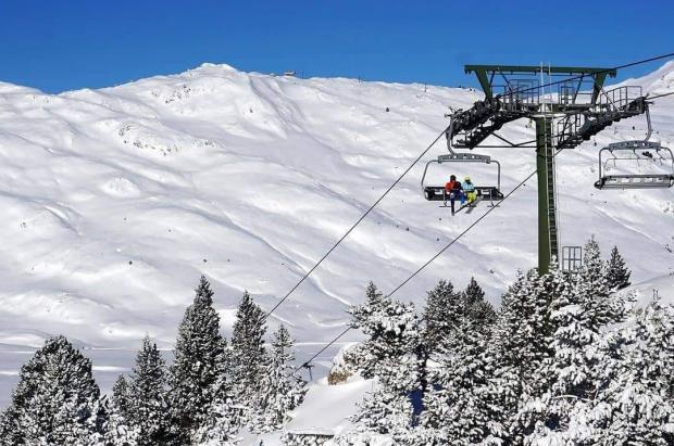 ¿Dónde podemos ir a esquiar la semana de Reyes?