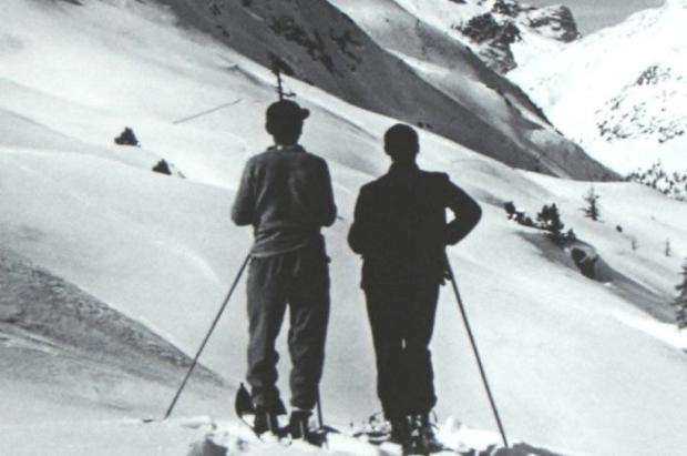 Así es cómo entró el esquí hace 100 años en la Val d'Aran