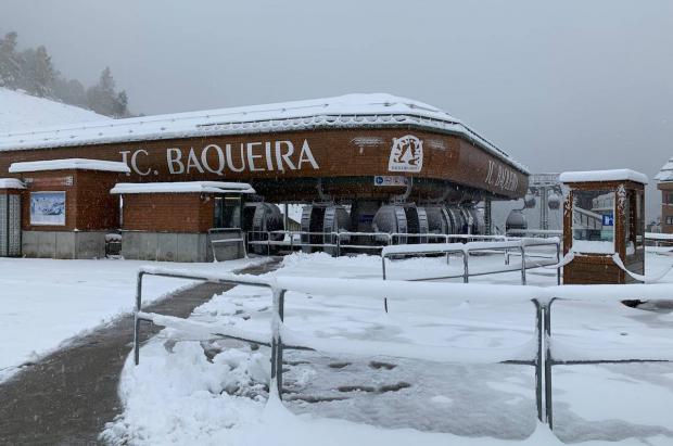 La Generalitat cree que las nuevas restricciones Covid ayudarán a mantener la temporada de esquí