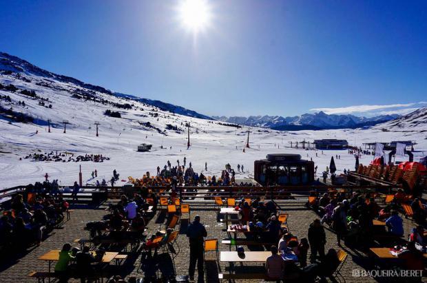 El Pirineo de Lleida supera expectativas con la venta de 213.000 forfaits durante las Navidades
