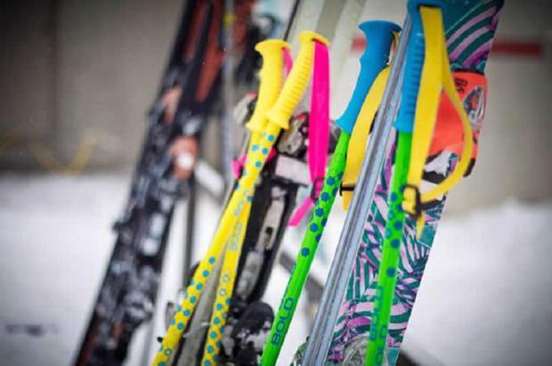 Detenido un prófugo alemán por clavar un bastón de esquí a un hombre en Austria
