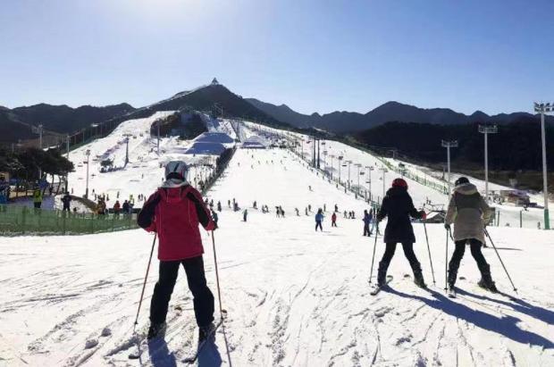 China quiere llegar a los 300 millones de esquiadores antes de Beijing 2022