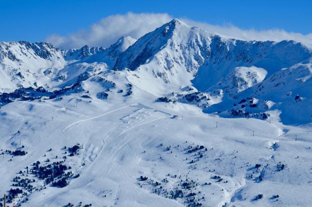 Muere un esquiador de 62 años al colisionar contra otro en Baqueira Beret