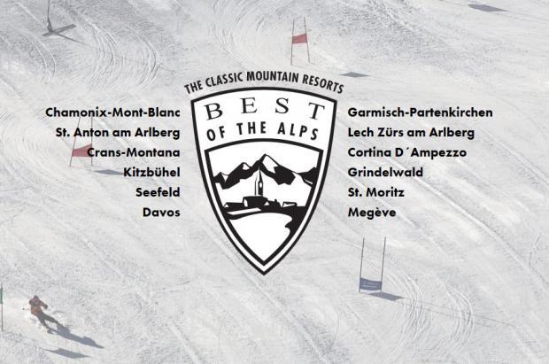 Crans-Montana se convierte en el miembro 12 del exclusivo grupo de 'Best Of The Alps'
