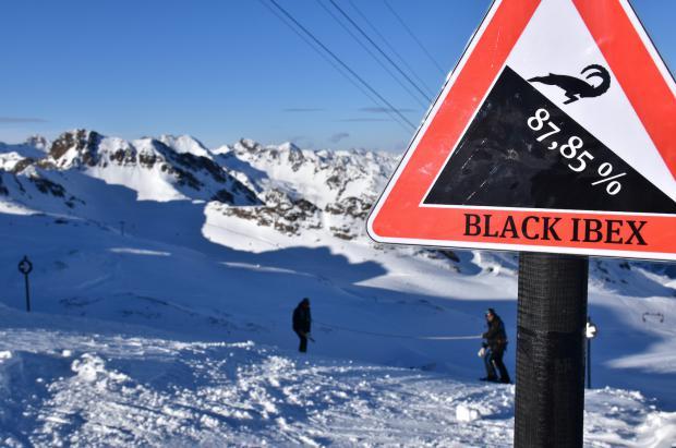 Las pistas negras más difíciles del mundo. ¿Te atreves a esquiarlas?