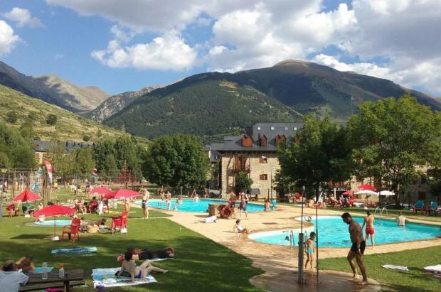 Boí Taüll Resort cierra un verano de ensueño con más de 40.000 pernoctaciones