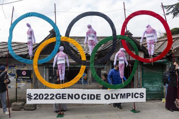 Aumenta el clamor a boicotear los Juegos Olímpicos de Invierno de Beijing de 2022