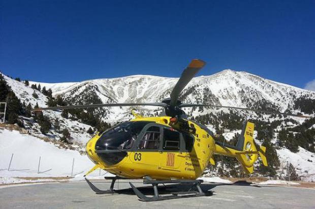Buscan dos excursionistas desaparecidos en la zona de la Vall de Núria