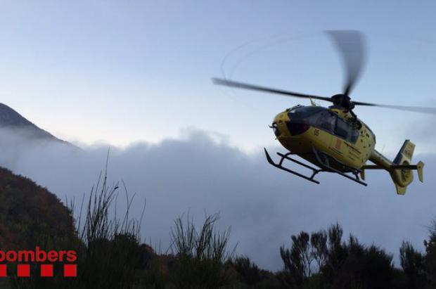Muere una joven y nueve más han sido rescatadas mientras practicaban barranquismo en Gurp (Lleida)