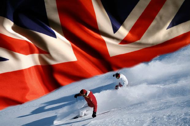 Los esquiadores británicos se lanzan a reservar viajes de esquí por temor al Brexit