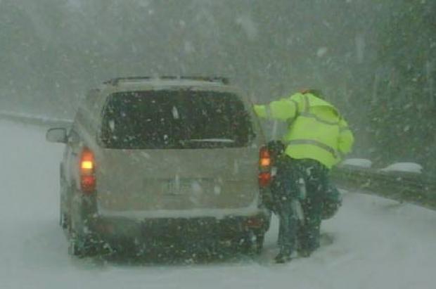 Ir sin cadenas o ruedas de contacto cuando nieve en Andorra supondrá una multa de 180€