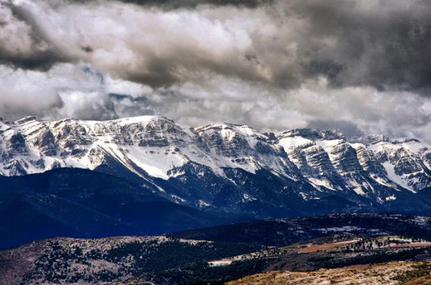 Fallecen dos montañeros en un accidente en la cara norte del Cadí
