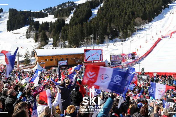 Francia adapta el calendario de vacaciones a los Mundiales de Esquí Courchevel-Méribel 2023