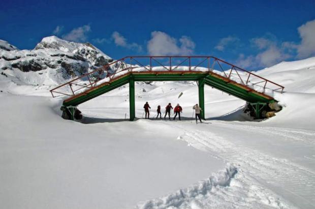 Candanchú-Le Somport finalizan la temporada de esquí nórdico