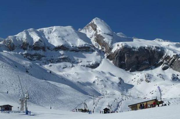 La estación de esqui de Candanchú crea nuevos descuentos