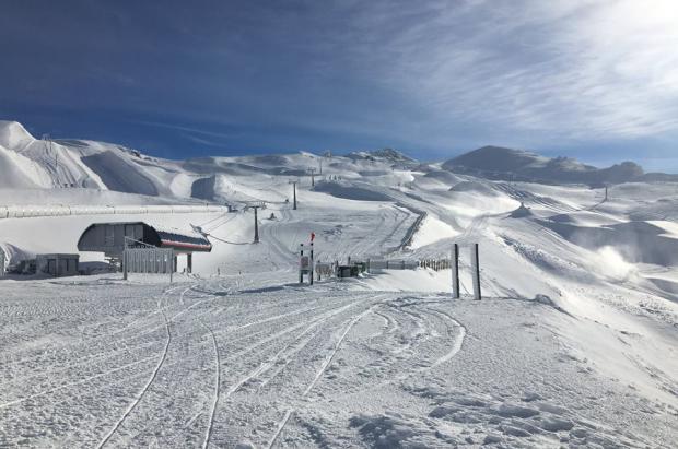 Cardrona adelanta el comienzo de la temporada de esquí de Nueva Zelanda a este fin de semana
