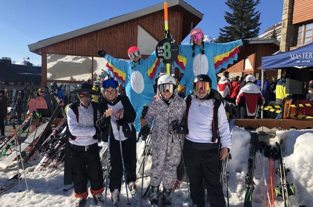 Baqueira Beret te propone a participar en el Carnaval con el Ski Rally Fotográfico de disfraces