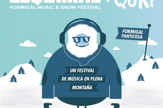 Formigal-Panticosa organizará el primer festival Esquimal +QSKI MUSIC & SNOW