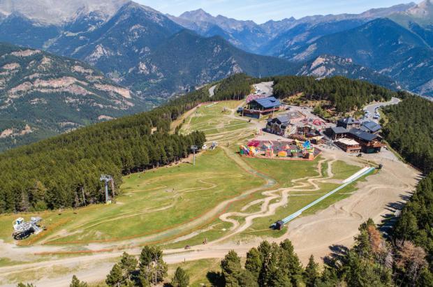 Vallnord – Pal Arinsal supera los 1,5 millones de euros de ingresos al cierre del verano