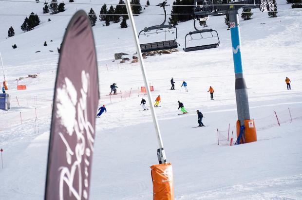 ERTE a toda la plantilla de las estaciones de esquí del Grupo Aramón