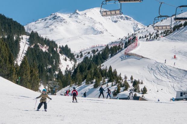 Javalambre organiza este fin de semana el Open Alpino de la Horchata, una prueba de carácter lúdico festiva