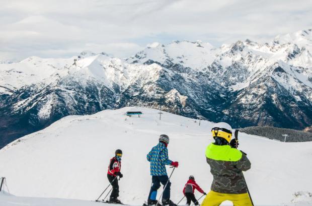 Aramón abre las 5 estaciones este fin de semana con excelente nieve