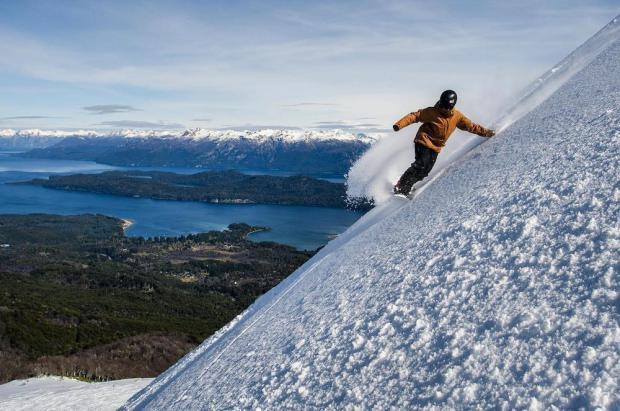 Argentina elabora un protocolo de funcionamiento para cuando abran los centros de esquí