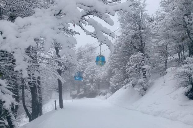 Catedral Alta Patagonia cierra una temporada de nevadas históricas