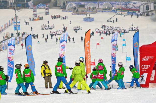 Alibaba y la FIS se alían para fomentar el esquí en China y llegar a los 30 millones de practicantes