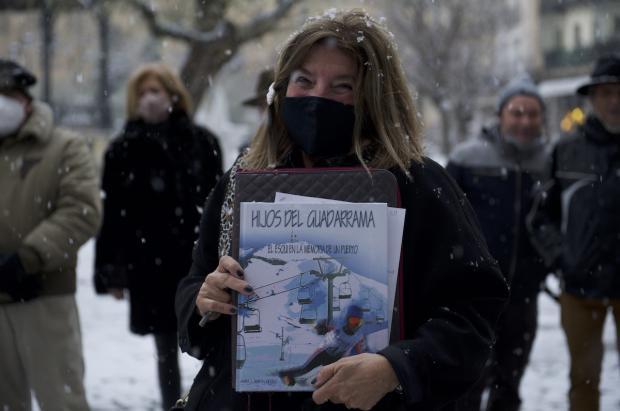 La historia del esquí en la Sierra de Guadarrama en directo en el Instagram de Lugares de Nieve