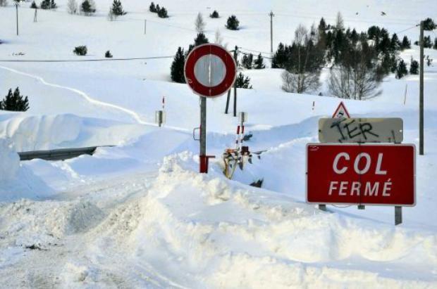 La Cerdaña francesa clama contra el cierre del túnel y el puerto de Puymorens