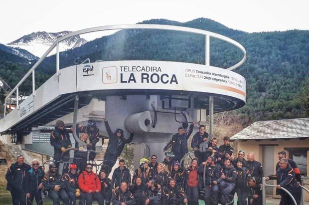 Vallter 2000, Vall de Núria, Espot y Tavascan despidieron ayer domingo la temporada