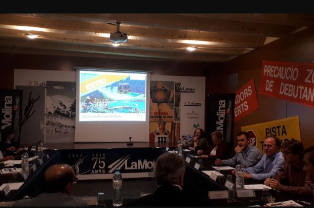 Se reúne la Comisión Asesora de La Molina para valorar la mejor temporada de su historia