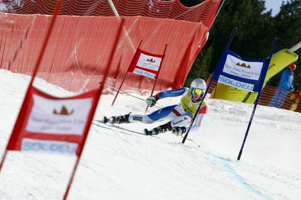 Grandvalira acogerá en el 2016 una prueba de la Copa del Mundo de esquí femenina